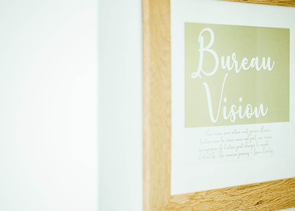 Bureau « Vision »